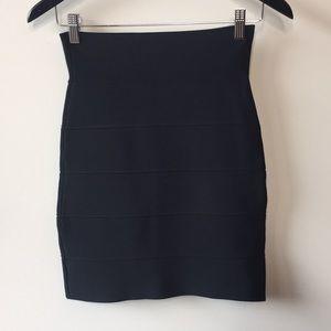 BCBG MaxAzria bandage skirt